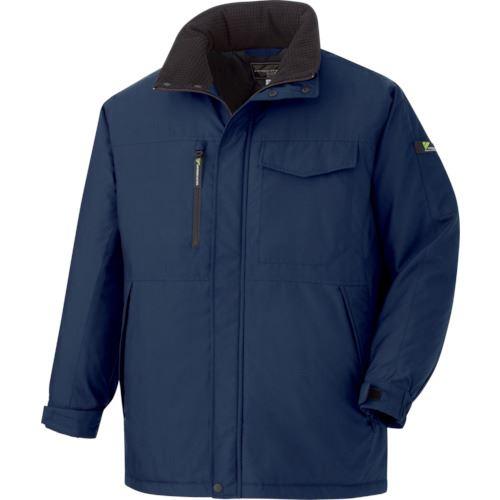 ■ミドリ安全 ベルデクセル 帯電防止軽量防寒コート VE1067 5L〔品番:VE1067-UE-5L〕[TR-1202052]