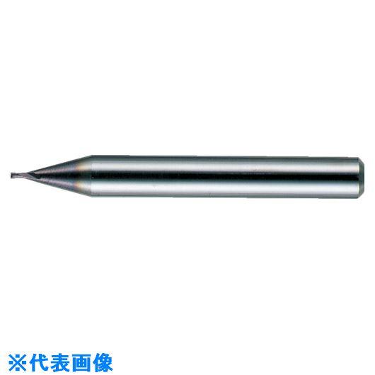 ■三菱K ミラクルエンドミル0.8MM〔品番:VC2SSD0080〕[TR-1202316]
