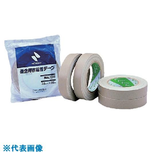 ■ニチバン 養生用布テープ108-30 30MMX25M 48巻入 〔品番:108-30〕[TR-1207378×48]