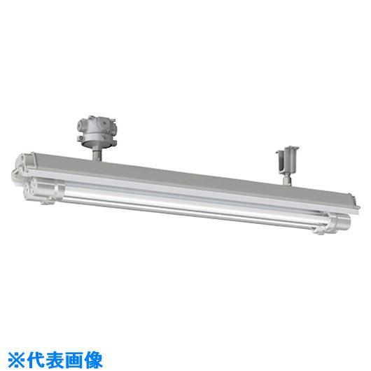 ■岩崎 防爆形直管LED照明器具32×2高出力形相当 直付形 電線管径Φ16〔品番:EXILF1421BSA9U-16〕[TR-1211670]