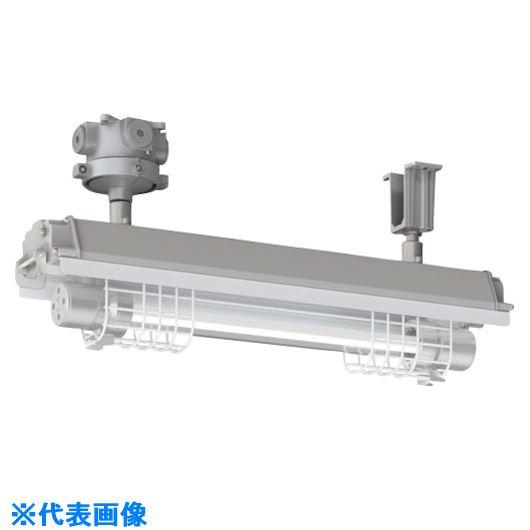 ■岩崎 防爆形直管LED照明器具16×1高出力形相当 直付形 電線管径Φ16  〔品番:EXILF1211BSA9U-16〕[TR-1213278]