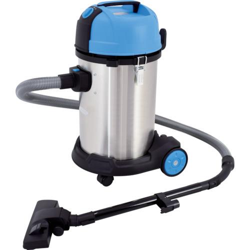 ■日動 乾湿両用業務用掃除機 爆吸クリーナー(アース付)〔品番:NVC-S35LE〕[TR-1214754]