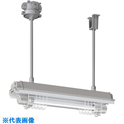 ■岩崎 防爆形直管LED照明器具16×1高出力形相当 パイプ吊形 電線管径Φ22  〔品番:EXILF2211BSA9U-22〕[TR-1214769]