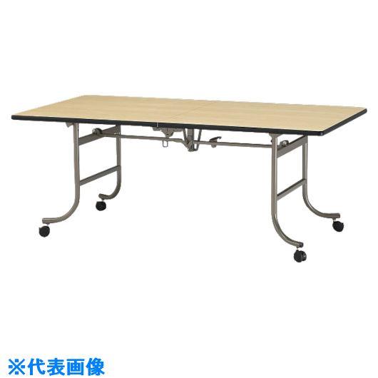 ■TOKIO レセプションテーブル 角型 1800X900 ハカマ無〔品番:FRN-1890〕[TR-1223104 ]【送料別途お見積り】