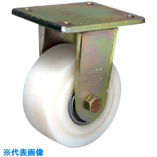 ■シシク 超重荷重用キャスター 125径 固定 GSPO車輪〔品番:BS-GSPO125K〕[TR-1229529]