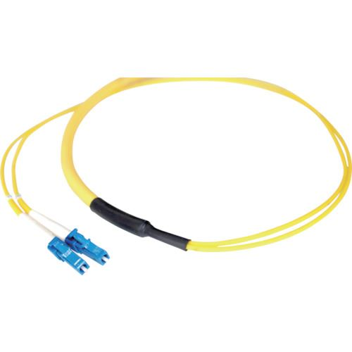 ■ATEN 高強度光ファイバーケーブル シングルモード 2芯 両端LCコネクタ 120m〔品番:2L-NDLC120〕[TR-1233074]【個人宅配送不可】