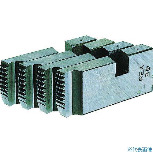 ■REX パイプねじ切器チェザー 112R 8A-10A 1/4X3/8〔品番:112RK〕[TR-1235397]