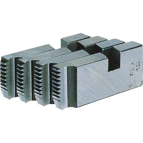 ■REX パイプねじ切器チェザー 114R 25A-32A 1X1インチ1/4〔品番:114RK〕[TR-1235451]