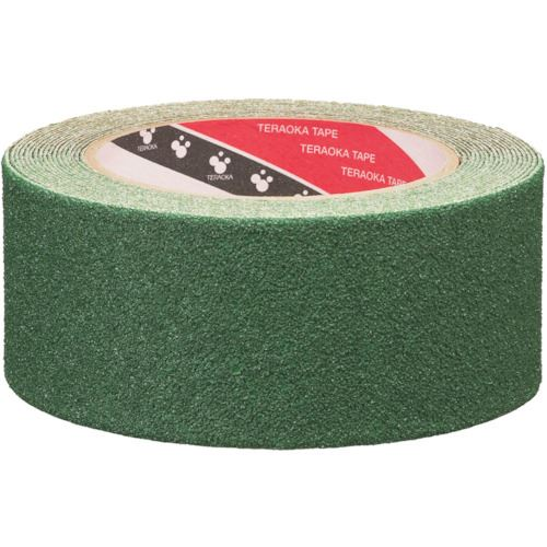 ■TERAOKA すべり止めテープ NO.953 緑 50MMX5M 24巻入 〔品番:953GN-50X5〕[TR-1237518×24]