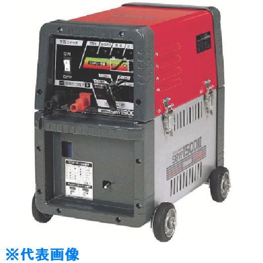 ■新ダイワ バッテリー溶接機150Aメンテナンスフリーバッテリー〔品番:SBW150D2-MF〕[TR-1238539]【個人宅配送不可】