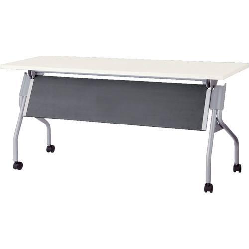 ■ナイキ 会議用テーブル〔品番:KUCH1560P-W〕[TR-1239925 ]【送料別途お見積り】