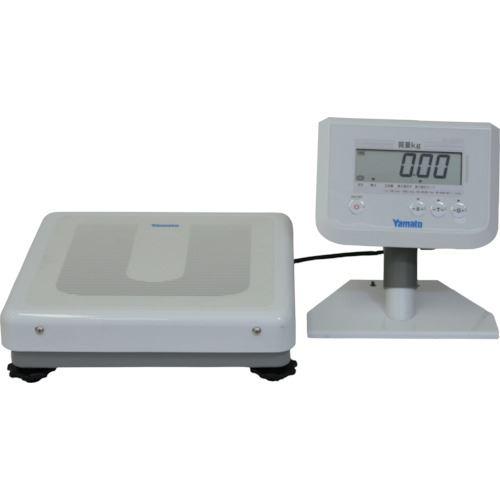 ■ヤマト デジタル体重計 DP-7900PWN-S(セパレート型)〔品番:DP-7900PWN-S〕[TR-1240813]【個人宅配送不可】