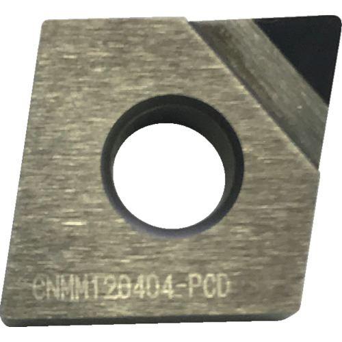 ■三和 ダイヤモンドチップ ひし形80° スクイ10°〔品番:CNMM120404-PCD〕[TR-1248881]