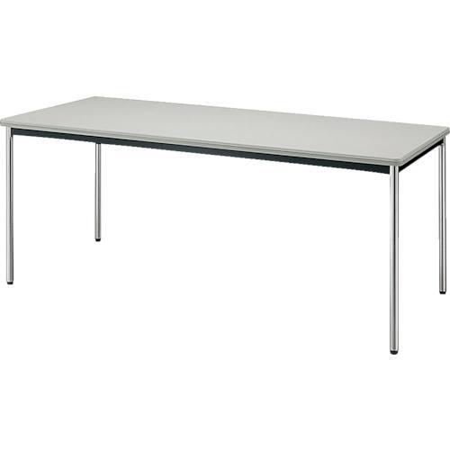 ■ナイキ 会議用テーブル〔品番:KMRH1875S-AWH〕[TR-1250962 ]【送料別途お見積り】
