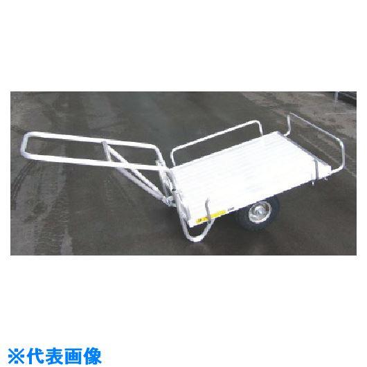 ■昭和 HC型アルミコンテナカー  〔品番:HC-1S〕[TR-1252300]【大型・重量物・個人宅配送不可】