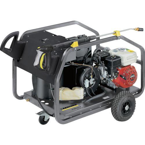 ■ケルヒャー 業務用エンジンタイプ温水高圧洗浄機〔品番:HDS〕[TR-1254671]【個人宅配送不可】
