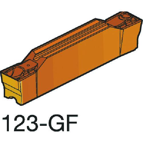 ■サンドビック コロカット1-2チップ 1125 1125 10個入 〔品番:N123F2-0267-0002-GF〕[TR-1256822×10]