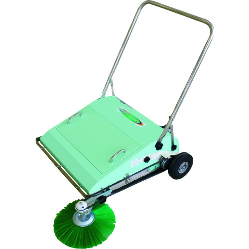 ■スズテック ふらっと手動式掃除機〔品番:FRT-703D〕[TR-1258579]【個人宅配送不可】
