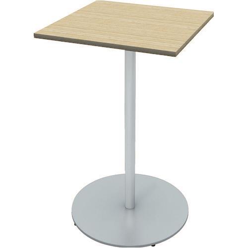 ■イトーキ ハイテーブル(角型) 600×600×1000〔品番:TRA-066HH-Z598〕[TR-1258910 ]【重量物・送料別途お見積り】