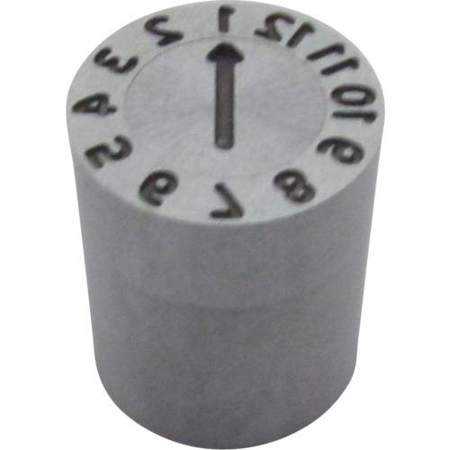 ■浦谷 金型デートマークSD型 外径10MM  〔品番:SD-OM-10〕[TR-1259653]
