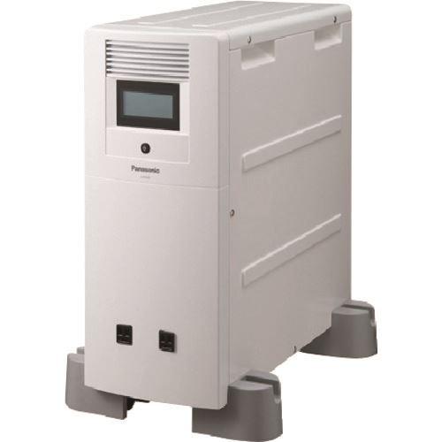 ?PANASONIC リチウムイオン蓄電システム 5KWH 〔品番:LJ-SF50B〕直送[TR-1259721]【大型・重量物・送料別途お見積り】