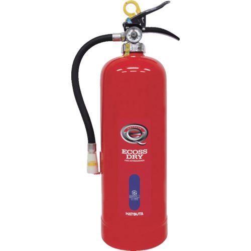■HATSUTA ABC粉末消火器(蓄圧式)PEP10D〔品番:PEP-10D〕[TR-1260061 ]【送料別途お見積り】