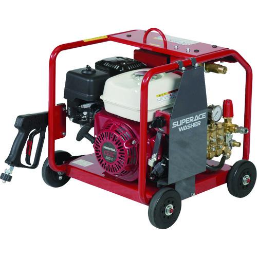 ■スーパー工業 エンジン式 高圧洗浄機 SER-2010-BS5〔品番:SER-2010-BS5〕[TR-1261621]【個人宅配送不可】