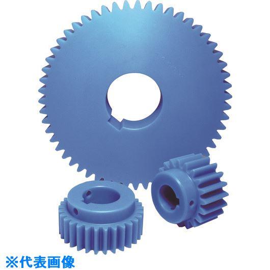 ■KHK プラスチック平歯車PS1.5-100J12〔品番:PS1.5-100J12〕[TR-1262150]