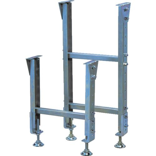 ■三鈴 スチール製固定脚 KG型支持脚 H1100±45MM〔品番:KG-60110〕[TR-1262525]【個人宅配送不可】