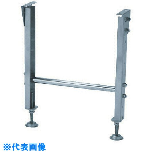 ■三鈴 ステンレス製固定脚 KGS型支持脚 H650±45MM  〔品番:KGS-7065〕[TR-1264062]【大型・重量物・個人宅配送不可】