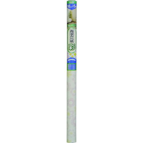 ■アサヒペン 再湿カベ紙 彩 92CMX5M IK-15 4本入 〔品番:117847〕[TR-1264221×4]