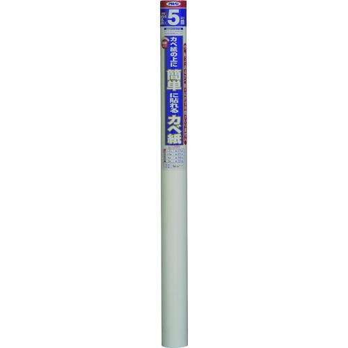 ■アサヒペン 簡単カベ紙 92CMX5M KW34フリッシュ 4本入 〔品番:107633〕[TR-1264226×4]