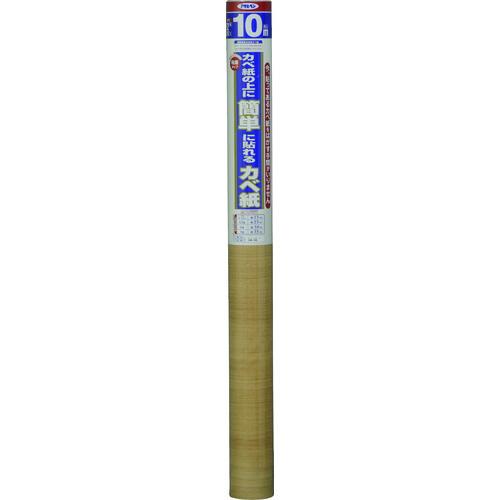 ■アサヒペン 簡単カベ紙 92CMX10M KW58ライトオーク 2本入 〔品番:107862〕[TR-1265713×2]