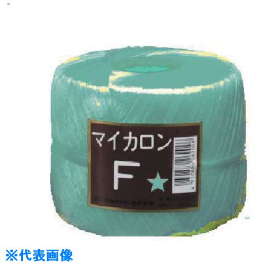 ■石本 マイカロンF320g500m4 緑《40巻入》〔品番:ML-F〕[TR-1266727]
