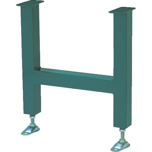 ■三鈴 スチール製重荷重用固定脚 KH型支持脚 H650±45MM〔品番:KH-1565〕[TR-1267275]【個人宅配送不可】