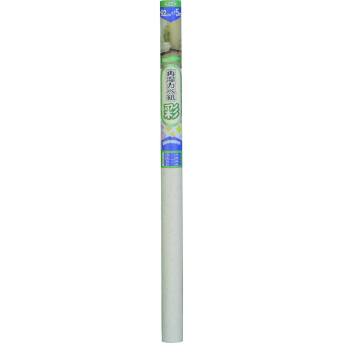 ■アサヒペン 再湿カベ紙 彩 92CMX5M IK-13 4本入 〔品番:117823〕[TR-1267352×4]