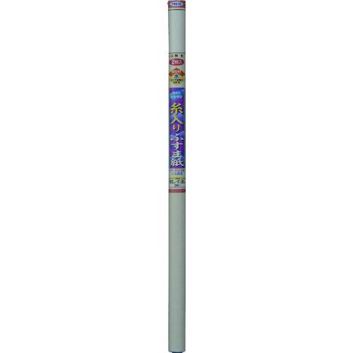 ■アサヒペン ふすま紙 糸入り新紗織 2枚入り NO.130 無地 5本入 〔品番:150158〕[TR-1267360×5]
