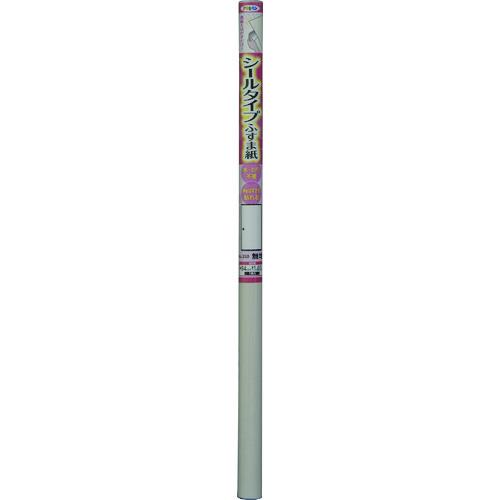 ■アサヒペン シールタイプふすま紙 94CMX180CM NO.350 無地 5本入 〔品番:149305〕[TR-1267393×5]