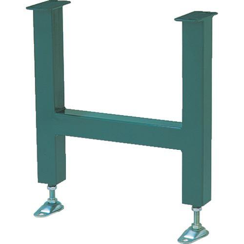 ■三鈴 スチール製重荷重用固定脚 KH型支持脚 H400±45MM〔品番:KH-7040〕[TR-1268853]【個人宅配送不可】