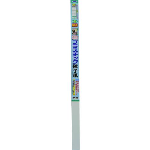 ■アサヒペン UVカット超強プラスチック障子紙 94CMX4.3M 無地NO.6831《5本入》〔品番:131904〕[TR-1268908×5]