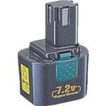 ■リョービ ニカド電池パック 7.2V 2,000MAH  〔品番:B-7220F〕[TR-1269104]