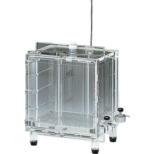 ■サンプラ 真空脱泡装置 SNW-VS型〔品番:0397〕[TR-1272143 ]【送料別途お見積り】