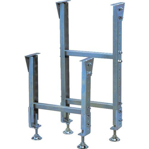 ■三鈴 スチール製固定脚 KG型支持脚 H1100±45MM〔品番:KG-40110〕[TR-1275141]【個人宅配送不可】