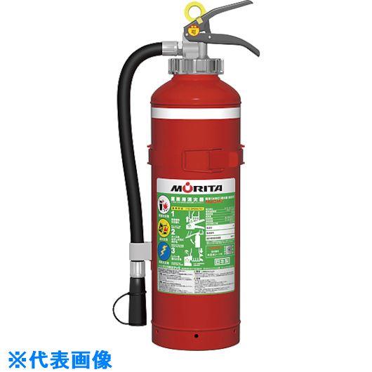 ■MORITA ABC粉末加圧式自動車用消火器〔品番:M20MC〕[TR-1280144]
