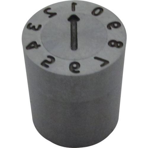 ■浦谷 金型デートマークSD型 外径16MM  〔品番:SD-D1-16〕[TR-1280149]