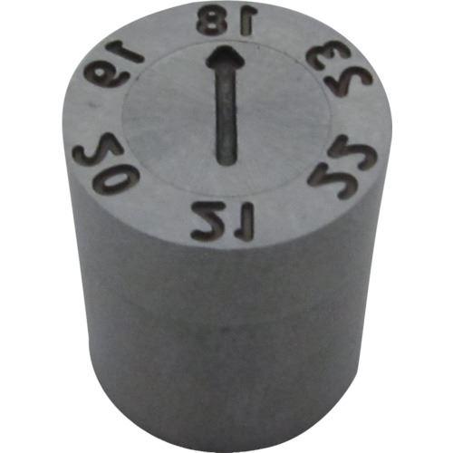 ■浦谷 金型デートマークSD型 外径16MM  〔品番:SD-6Y-16-19-22〕[TR-1280153]