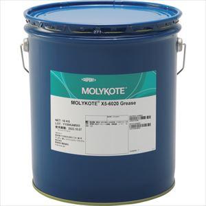 ■モリコート 樹脂用 X5-6020グリース 16kg〔品番:X5-6020-16〕[TR-1286042]【個人宅配送不可】