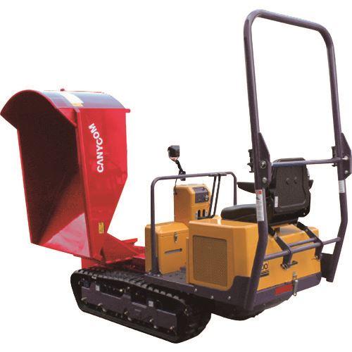 ■CANYCOM 土木建設機械プンダ(1600kg積載)〔品番:S160KZCB4〕[TR-1287725 ]【送料別途お見積り】