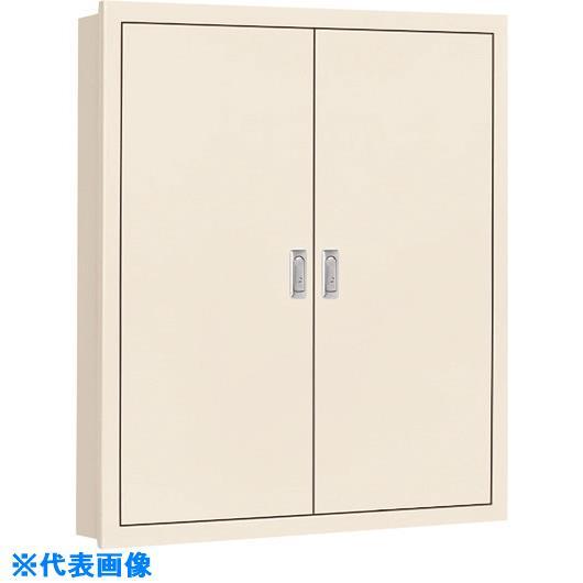 ■Nito 日東工業 熱機器収納キャビネット B25-85-2LC 1個入り〔品番:B25-85-2LC〕[TR-1292003]【個人宅配送不可】