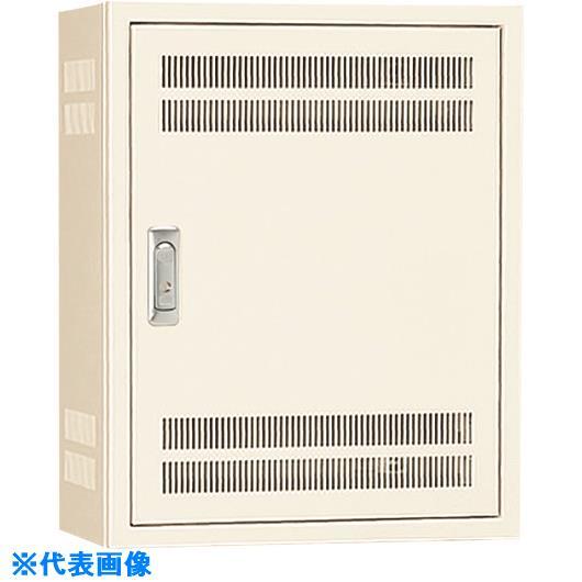 ■Nito 日東工業 熱機器収納キャビネット B16-67LC 1個入り〔品番:B16-67LC〕[TR-1293558]【個人宅配送不可】